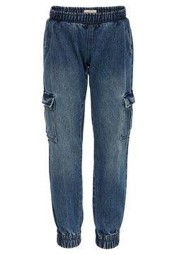 Kids ONLY - Relaxed fit jeans - medium blue denim