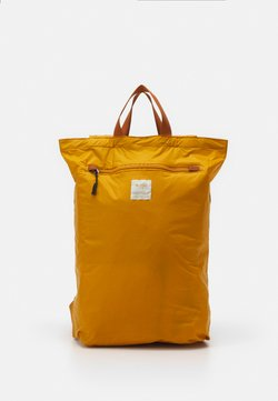 anello - SIMPLE TOTE BACKPACK - Reppu - mustard