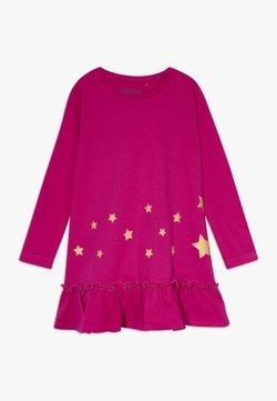 Blue Seven - DRESS STAR - Robe en jersey - cyclam