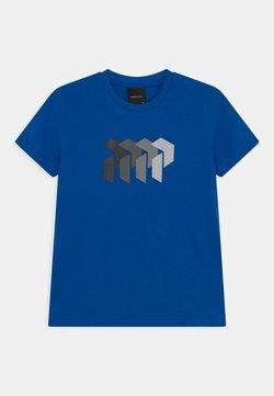 Peak Performance - GROUND TEE UNISEX - T-shirt med print - arctic blue