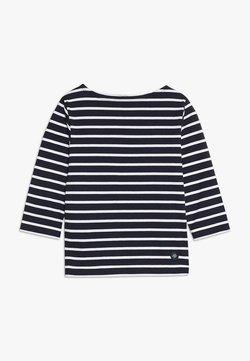 Armor lux - BEG MEIL MARINIÈRE - T-shirt à manches longues - navire/blanc