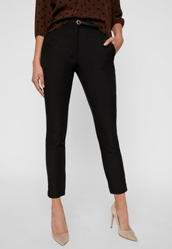 Vero Moda - VMERIN  - Pantalon classique - black