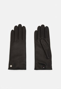 Tommy Hilfiger - GLOVES - Fingervantar - black