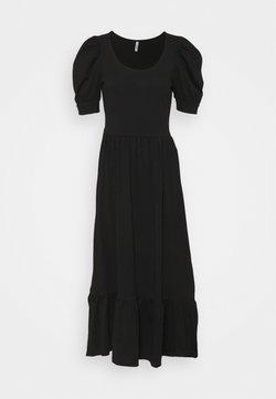 ONLY Tall - ONLMAY LIFE PUFF DRESS - Vestido ligero - black