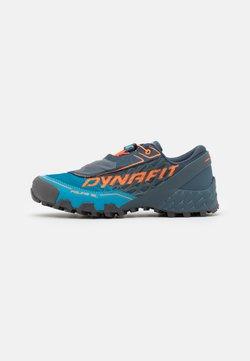 Dynafit - FELINE SL - Zapatillas de trail running - bluejay/shocking orange