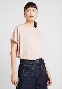 Ted Baker - LAALI - T-shirt z nadrukiem - pink