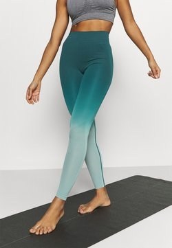 Even&Odd active - Tights - teal