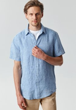 TATUUM - DORTIE  CLASSIC - Koszula - denim