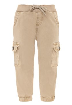 Name it - NBMROMEO PANT - Cargobroek - white pepper