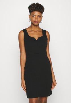 Morgan - Vestido de tubo - noir