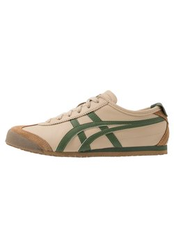 Onitsuka Tiger - MEXICO 66 - Sneaker low - beige/grass green