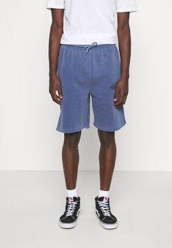 Vintage Supply - OVERDYE BRANDED - Shorts - navy