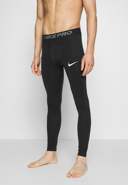 Nike Performance - Tights - black/white