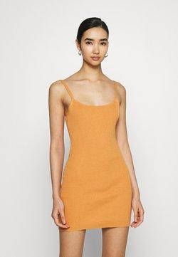 Bec & Bridge - MARGOT MINI DRESS - Shift dress - nutmeg