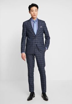 Bugatti - SUIT SLIM FIT - Anzug - blue