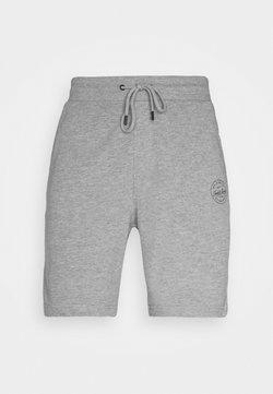 Jack & Jones - JJI SHARK - Shorts - light grey melange