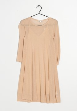Patrizia Pepe - Korte jurk - beige
