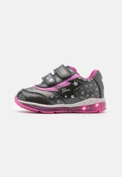 Geox - TODO GIRL - Sneaker low - dark grey