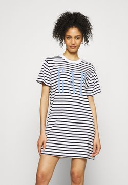 GAP - TALL DRESS - Jersey dress - navy