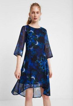 Desigual - VEST_KENCY - Korte jurk - blue