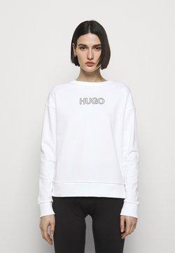 HUGO - NAKIRA - Sweatshirt - white