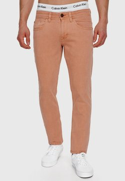 INDICODE JEANS - WOODS - Jeans slim fit - dust