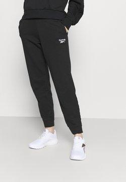 Reebok - PANT - Jogginghose - black