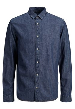 Jack & Jones - COMFORT FIT DENIM - Camicia - dark blue denim