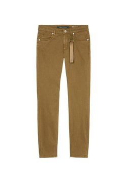 Marc O'Polo - LULEA - Jeans Slim Fit - desert camel