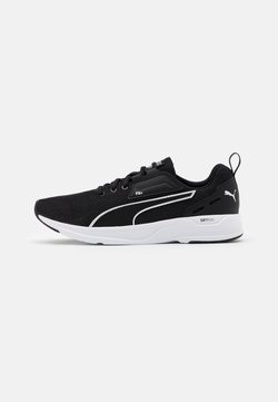 Puma - COMET 2 UNISEX - Zapatillas de entrenamiento - black/white