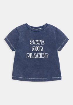 Turtledove - SAVE OUT PLANET  - Camiseta estampada - blue