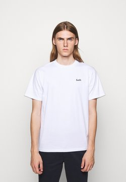 forét - AIR - T-shirt basic - white