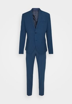 Isaac Dewhirst - THE FASHION SUIT NOTCH - Anzug - blue