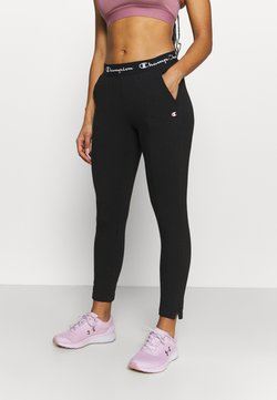 Champion - SLIM PANTS - Jogginghose - black