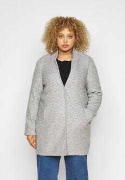Vero Moda Curve - VMKATRINE - Short coat - light grey melange