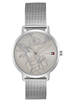 Tommy Hilfiger - PIPPA CASUAL - Montre - silver-coloured