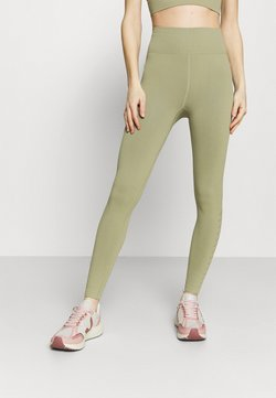 Cotton On Body - LIFESTYLE SEAMLESS 7/8 YOGA  - Tights - oregano