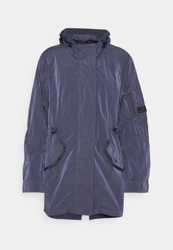 Superdry - NEW MILITARY PARKA - Parka - airforce blue