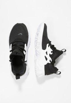 Nike Sportswear - REACT PRESTO - Sneakers - black/white
