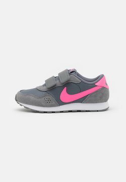 Nike Sportswear - VALIANT  - Sneaker low - smoke grey/pink glow/white