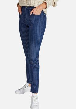 Angels - MIT FEINEM STREIFEN - Jeans Skinny Fit - blau