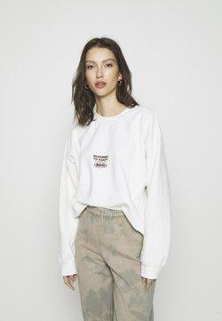 BDG Urban Outfitters - SPHERE - Sweatshirt - ecru