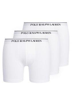 Polo Ralph Lauren - 3 PACK  - Shorty - white/navy