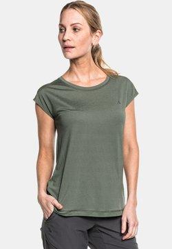 Schöffel - TOP HEIMGARTEN - T-Shirt basic -  grün