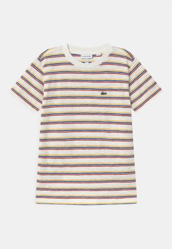 Lacoste - ROLLIS - T-Shirt print - white