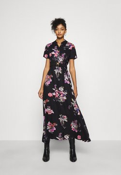 Vero Moda - VMLOVELY ANCLE DRESS - Maxikleid - black
