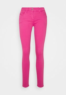 Patrizia Pepe - LOW WAIST - Jeans Skinny Fit - very berry