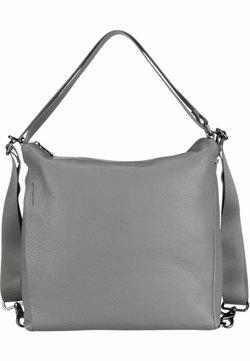 Mandarina Duck - MELLOW - Shopping Bag - aluminium