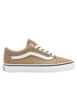 Vans - OLD SKOOL - Sneakers laag - bronze age/true white