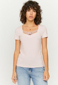 TALLY WEiJL - T-Shirt print - pink